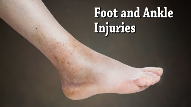 Foot and Ankle Injury